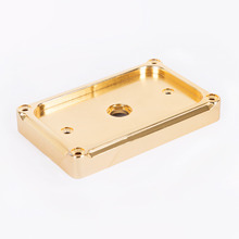 SWITCH PLATE BRASS (MK-SWIPB)